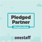 ONESTAFF MEDICAL HELPS SERVE HEALTHCARE WORKERS WITH DONATION TO #MEALSFORMEDS