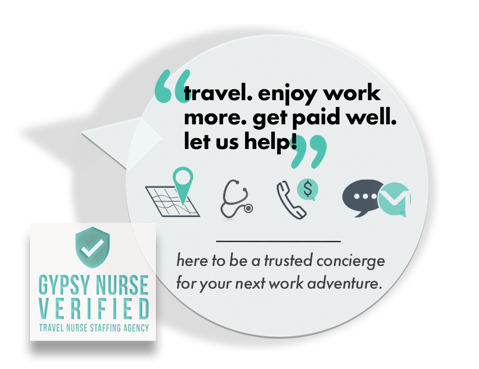 OneStaff Medical, Gypsy Nurse Verified Travel Nursing Agency